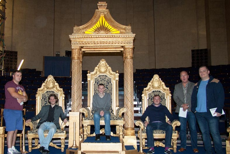 Freemasons Hall Tour On The 31st May 2014