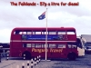 Falklands-Bus