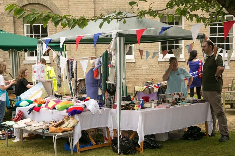 stisted hall summer fete stisted hall holds the fete annually. Black Bedroom Furniture Sets. Home Design Ideas